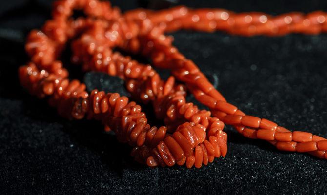 Giardino Pietra Rossa Sardegna : Sardegna cose da sapere sul corallo rosso di alghero