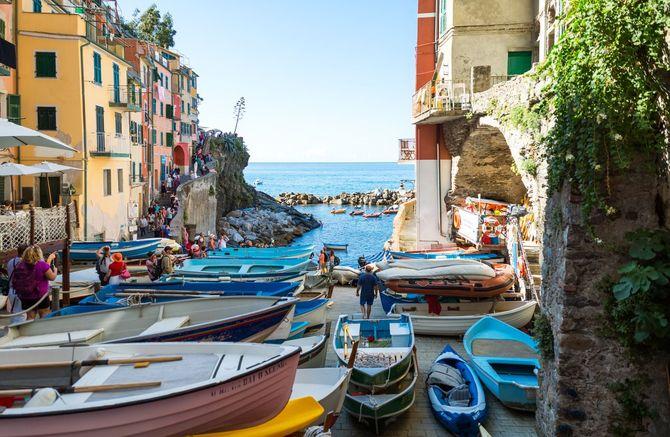 Le pi belle citt sul mare in italia - Regioni italiane non bagnate dal mare ...