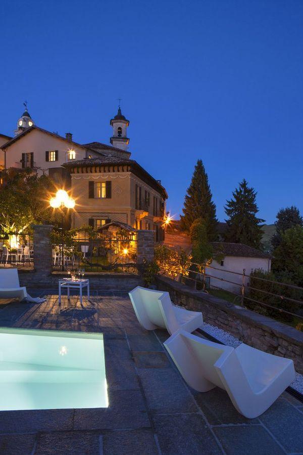 Piemonte di charme in 29 hotel da sogno for Villa del borgo canelli