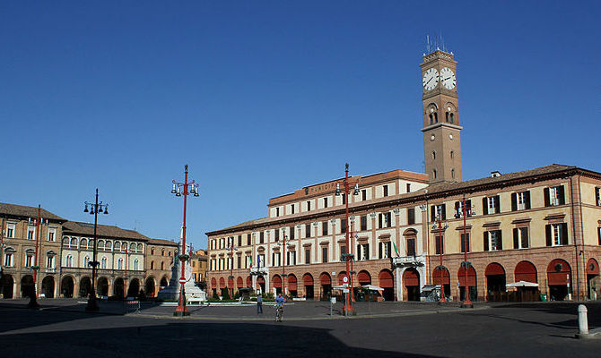 Piazza Della Misura Forli.Forli Cosa Rende Speciale Il Palazzo Comunale