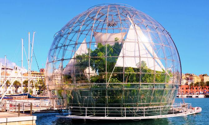 Acquario di genova museo acquario for Acquari moderni