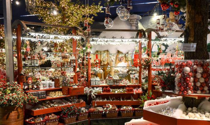 Villaggio Natale.Bussolengo Una Merenda Nel Villaggio Di Babbo Natale