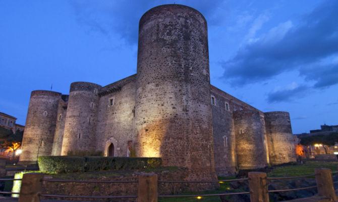 Catania, cosa rende speciale Castello Ursino