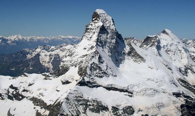 valle d'aosta montagna monte cervino escursioni e tour introduzione