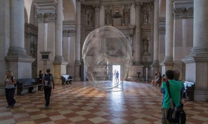 Venezia al via la biennale d arte 2017 for Biennale venezia 2017 cosa vedere