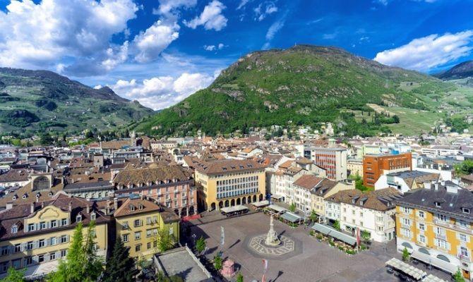 Bolzano, la città dove si guadagna meglio