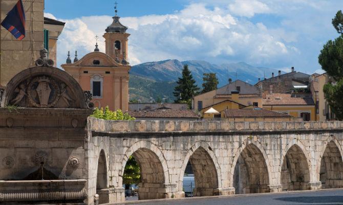 Sulmona, cosa rende speciale l'Acquedotto Svevo