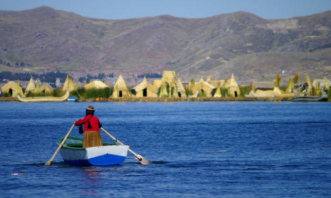 Risultati immagini per lago titicaca