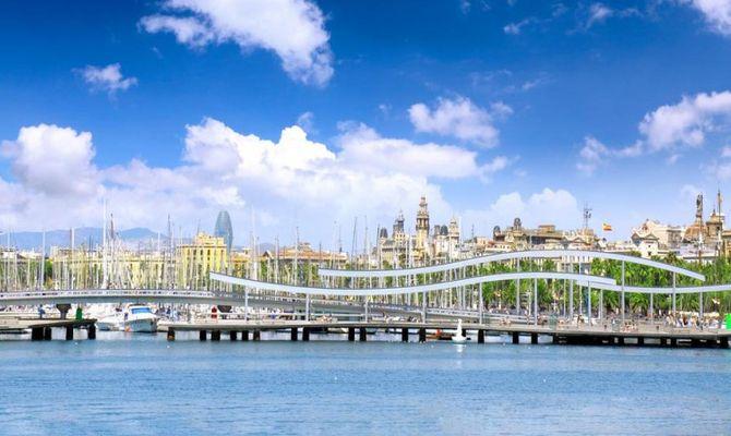 Barcellona in crociera mille e un evento for Offerte barcellona