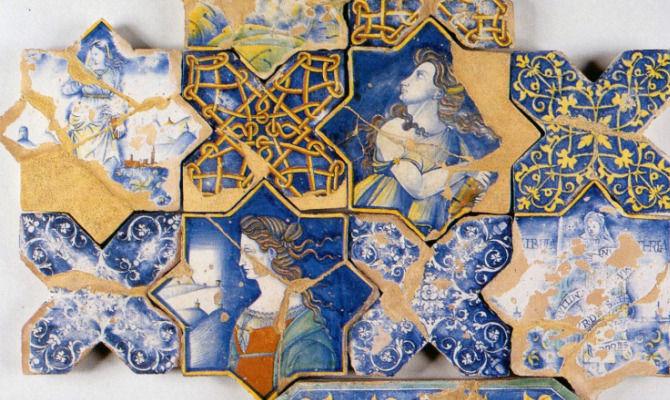 Ceramica Umbra San Giuseppe.Deruta Il Borgo Della Ceramica