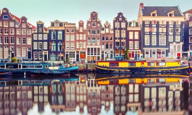 Amsterdam, 5 consigli per soggiornare sui canali