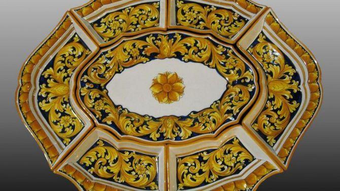 Le inimitabili ceramiche di caltagirone