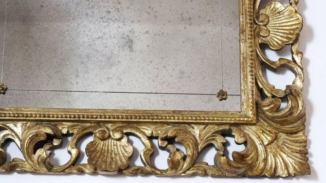 Specchi veneziani lustro artigianale - Specchio che si rompe da solo ...