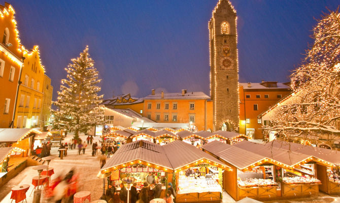 Vipiteno un natale con i fiocchi in alto adige for Bressanone capodanno