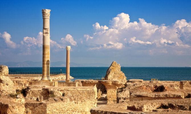 Tunisia la citt sommersa da uno tsunami - B b porta di mare ...