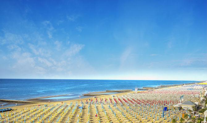 Matrimonio Spiaggia Riviera Romagnola : Al mare in riviera romagnola le migliori spiagge