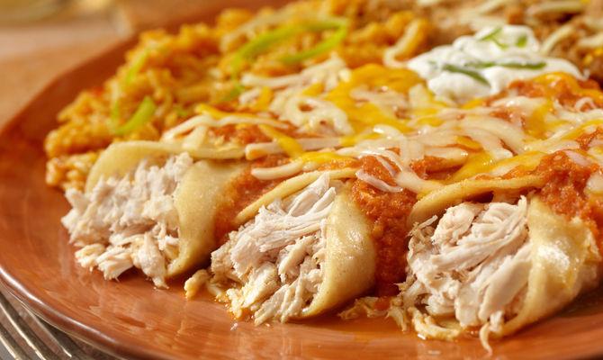 wholesale dealer 28fdd 4166c Messico, le enchiladas per tutti i gusti