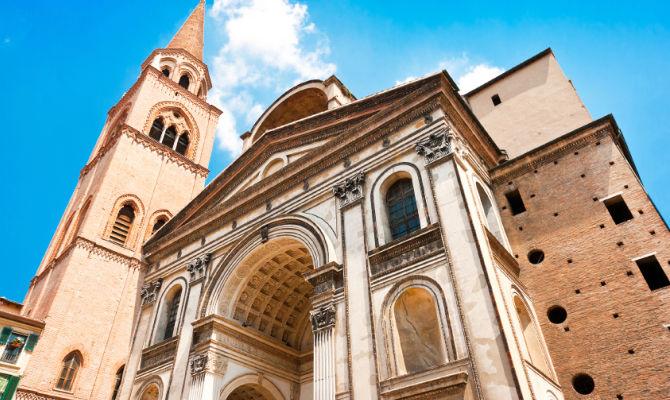 Il 'sacro Graal' di Mantova nella Basilica di Sant'Andrea