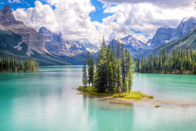 Eccezionale 14 paesaggi mozzafiato in giro per il mondo SQ65