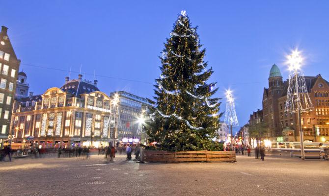 Div Come Si Festeggia Il Natale In Olanda Div