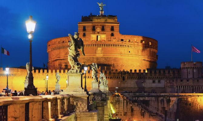 Risultati immagini per castel sant'angelo roma