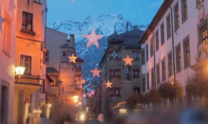 Calendario Avvento Swarovski.Austria L Avvento Brillante Di Swarovski
