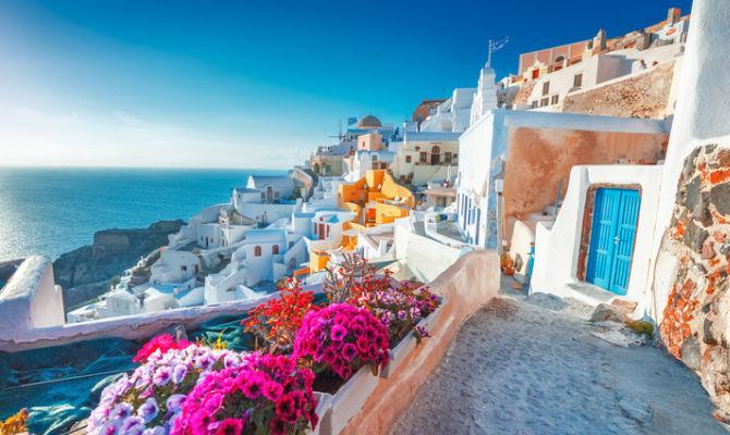 Grecia, cosa c\'è da sapere per un soggiorno a Santorini