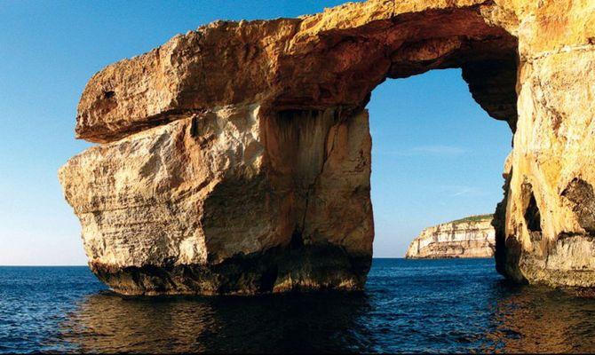 Relitti sommersi i migliori spot diving di malta - La finestra azzurra gozo ...