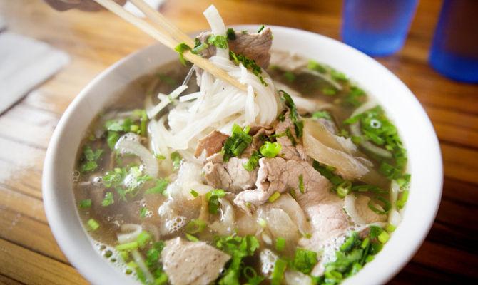 Pho Cultura E Tradizione In Una Zuppa