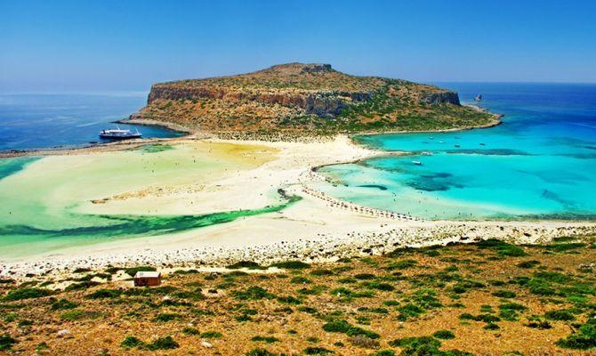 grecia: sole e mare tra le spiagge più belle