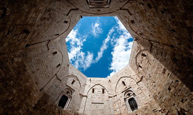 Castel del Monte - Monumento - Castello