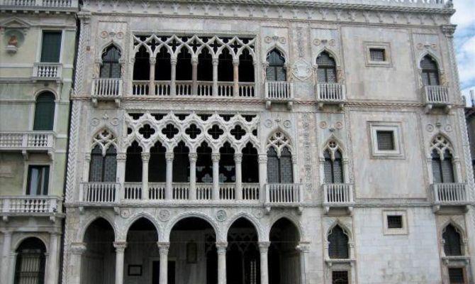 Galleria giorgio franchetti alla ca 39 d 39 oro museo arte - Venere allo specchio tiziano ...