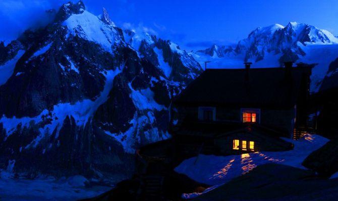 I migliori chalet sulla neve in affitto for Le piu belle baite in montagna