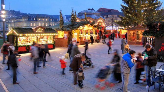 Natale solidale nei mercatini di trieste for Mercatini di natale trieste