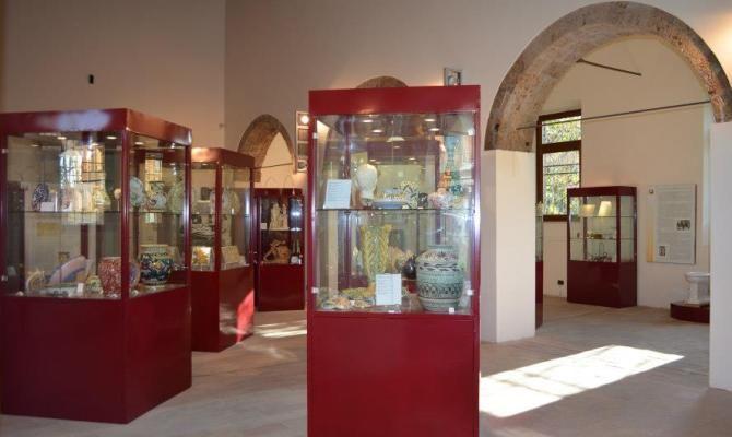 Area Ceramica Civita Castellana.Civita Castellana Il Distretto Ceramico