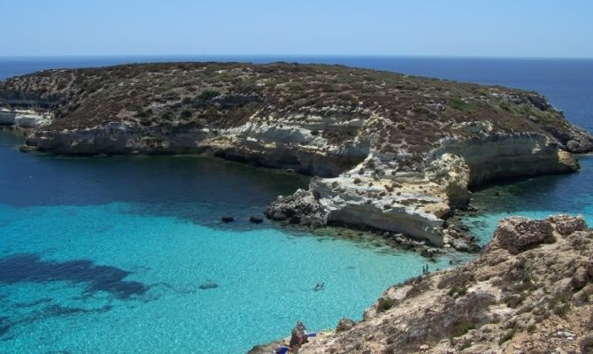 Lampedusa Spiaggia Dei Conigli La Piu Bella D Europa