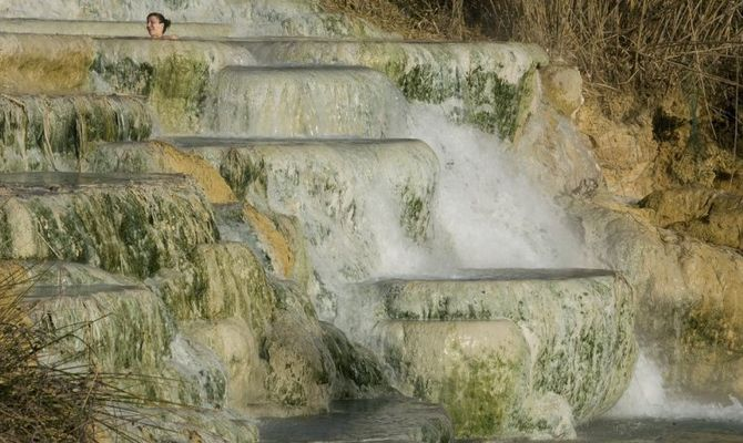 Terme a costo zero - Alberghi saturnia con piscina termale ...