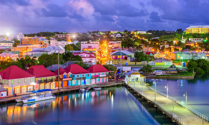 Antigua il carnevale dei caraibi ha inizio for Isola di saint honore caraibi