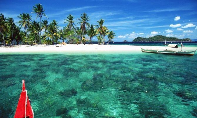 Palawan l 39 isola pi bella del mondo for Case bungalow progettano immagini filippine