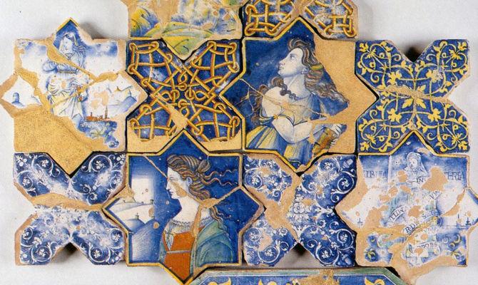 Deruta, il borgo della ceramica