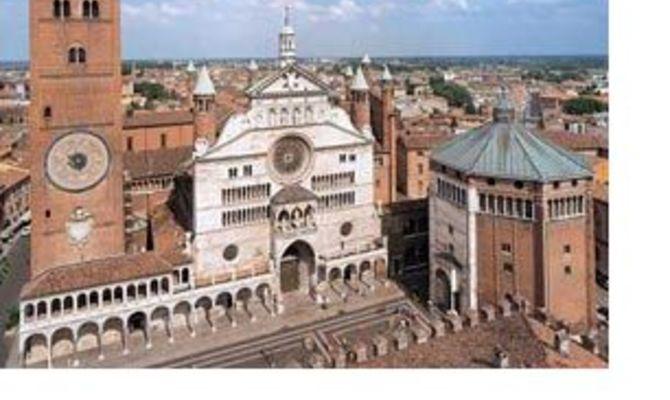 Cremona Città Nuova E Città Vecchia