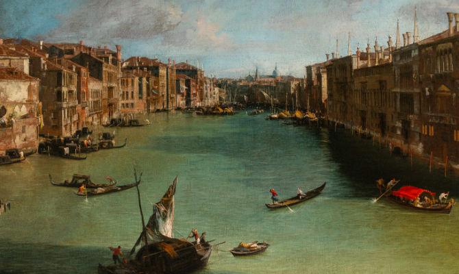 Canaletto aiuta Venezia