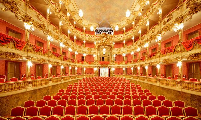 Alla scoperta dei teatri più belli d'Italia