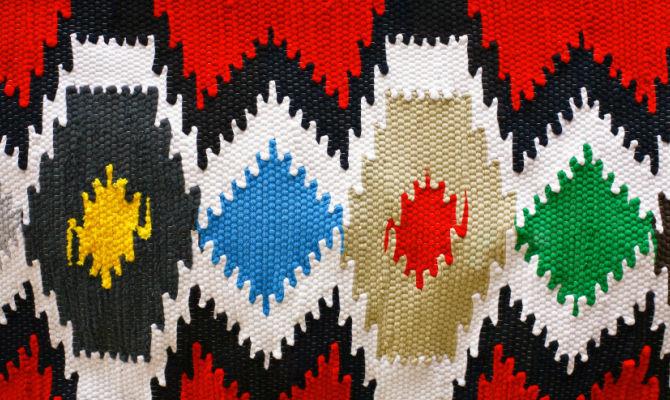 Tappeti Fai Da Te Stoffa : Divu003esicilia: 4 cose da sapere sui tappeti ericiniu003c divu003e