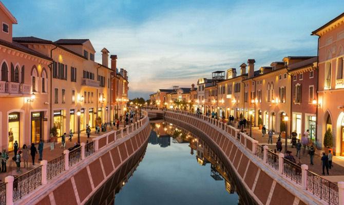 div>Florentia Village Outlet Mall, lunga vita al tricolore<div>