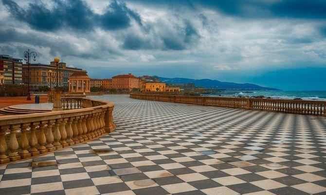 Come trascorrere un weekend romantico a Livorno