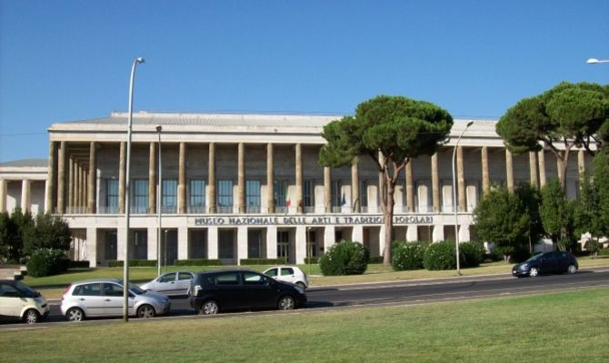 Roma 4 cose da sapere sul museo delle arti e tradizioni for Tradizioni di roma