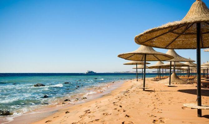Inverno Sul Mar Rosso Sharm El Sheikh