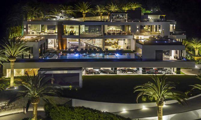 Bel Air, la villa più costosa al mondo
