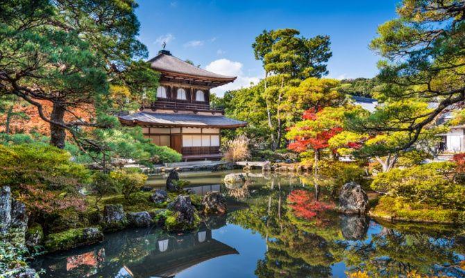 Kyoto nominata la citt pi bella del mondo for Case moderne nel sud della california